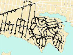 ECUA Map