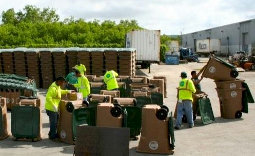 Guam Recycling Roll-Out