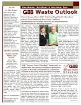 GBB Waste Outlook Newsletter - Fall 2007