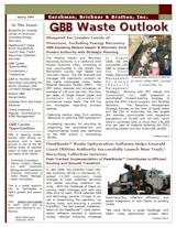 GBB Waste Outlook Newsletter - Spring 2009