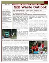 GBB Waste Outlook Newsletter - Spring 2010