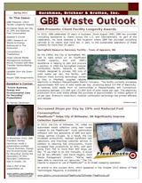 GBB Waste Outlook Newsletter - Spring 2011