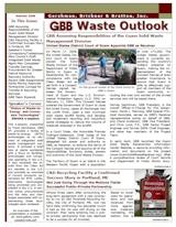 GBB Waste Outlook Newsletter - Summer 2008