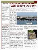 GBB Waste Outlook Newsletter - Winter 2007
