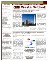 GBB Waste Outlook Newsletter - Winter 2008