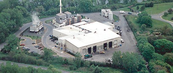 Springfield Resource Recovery Facility, Agawam, MA