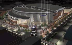 Charlotte arena