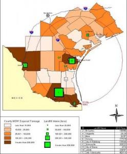 Corpus Christi map image