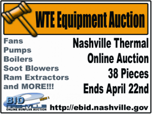 Nashville auction ad