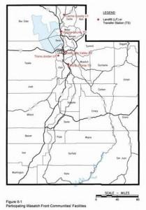 Utah map image
